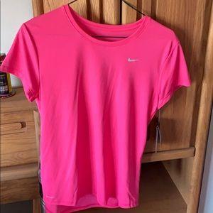 Pink Nike Dri-fit